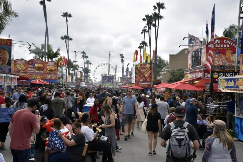 The 2019 San Diego County Fair drew a total of 1,531,199 people.
