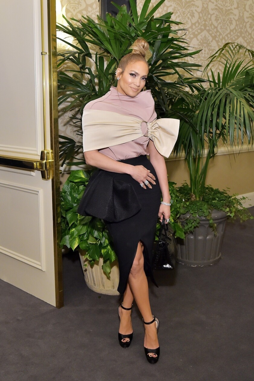 ELLE's 25th Annual Women In Hollywood Celebration Presented By L'Oreal Paris, Hearts On Fire And CALVIN KLEIN - Inside