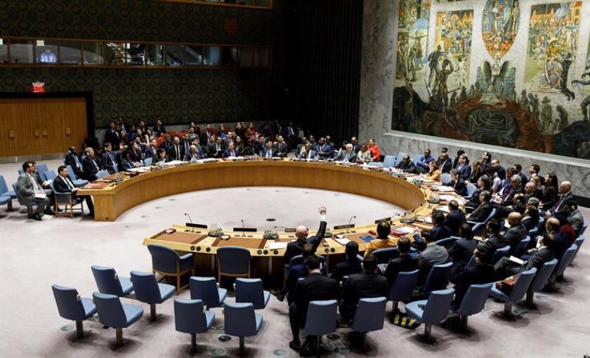 """Corea del Norte está violando de forma constante las sanciones internacionales que tiene impuestas y su programa nuclear y de misiles sigue """"intacto"""", asegura un informe elaborado por expertos de Naciones Unidas hecho público este martes. EFE/Archivo"""