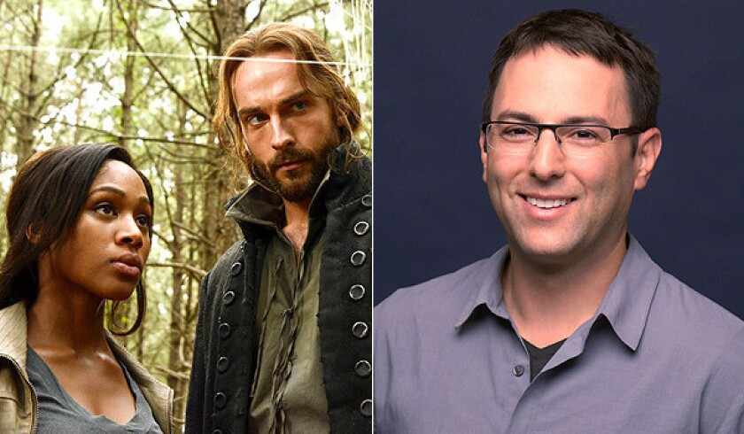 'Sleepy Hollow' boss talks bringing the fun and the crazy to TV