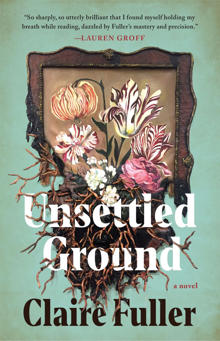 """""""Unsettled Ground,"""" by Claire Fuller"""