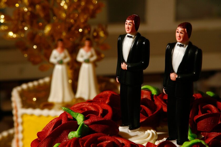 Same-sex wedding cakes aren't the only controversial baked goods.