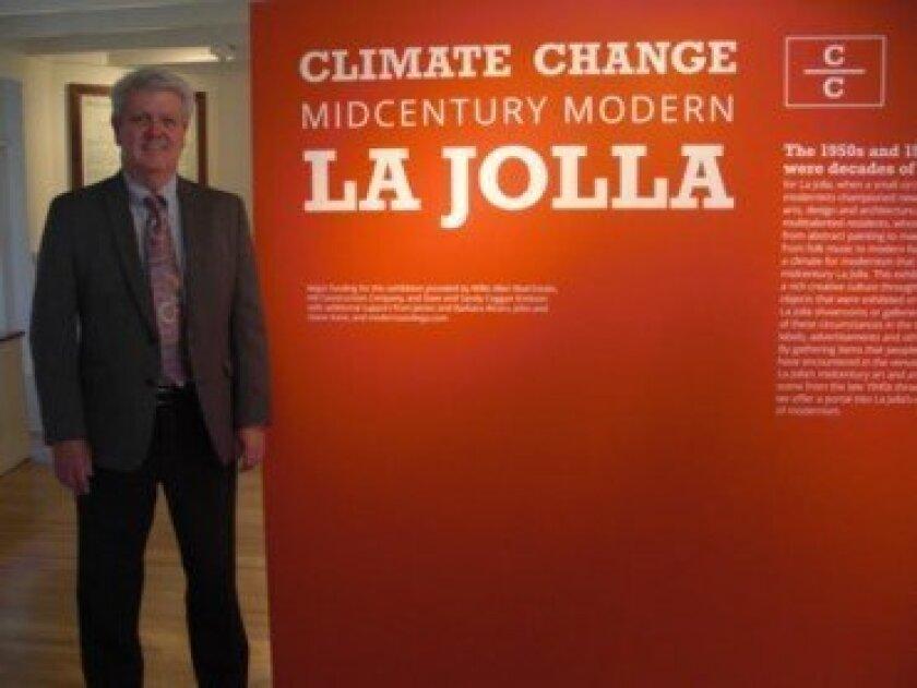 La Jolla Historical Society Executive Director Health Fox. File