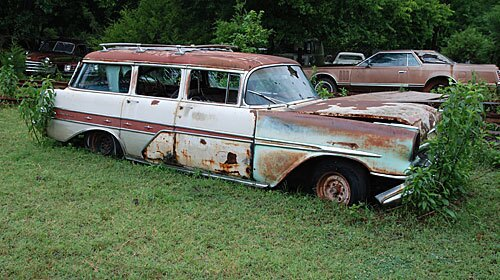 1957 Pontiac Transcontinental