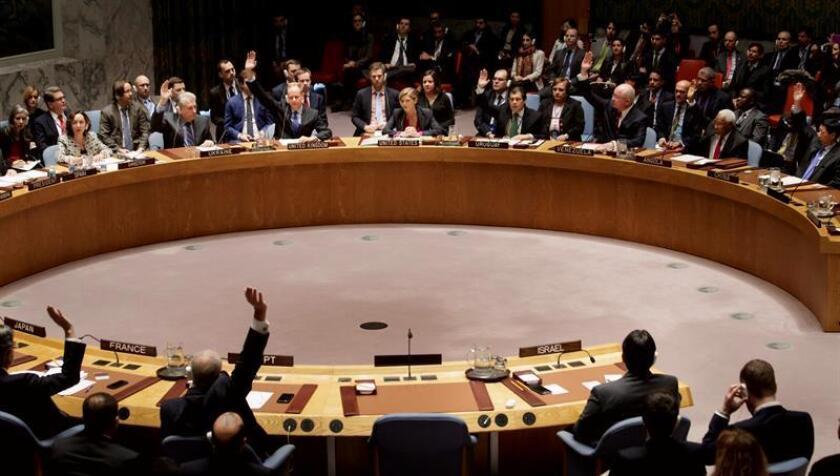 Bolivia es desde hoy miembro no permanente del Consejo de Seguridad de Naciones Unidas, un puesto que no ocupaba desde 1979 y del que disfrutará durante los próximos dos años. EFE/ARCHIVO