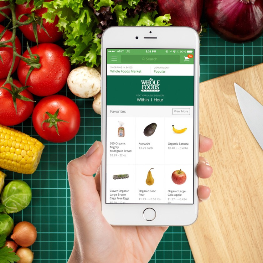 Instacart will transition some of its workers to employees.