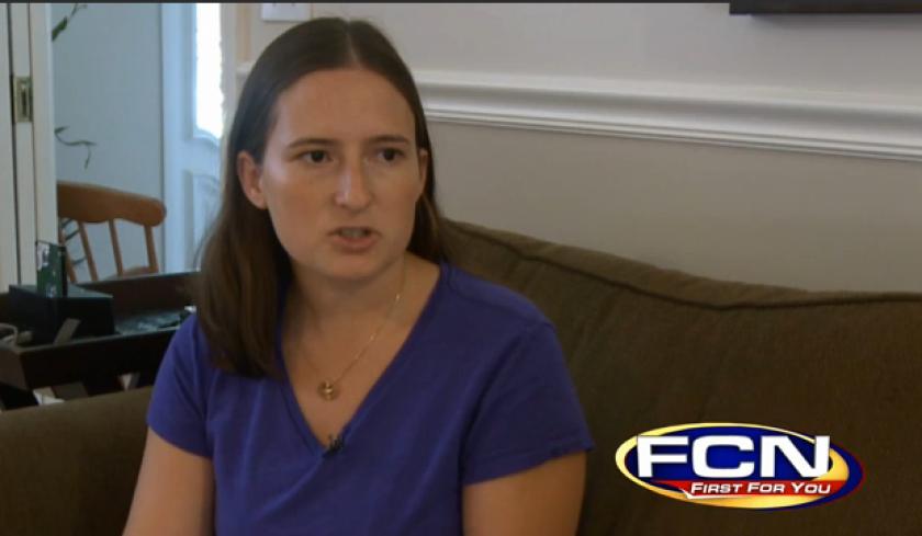 Karen Lee-Duffell in an interview with First Coast News.