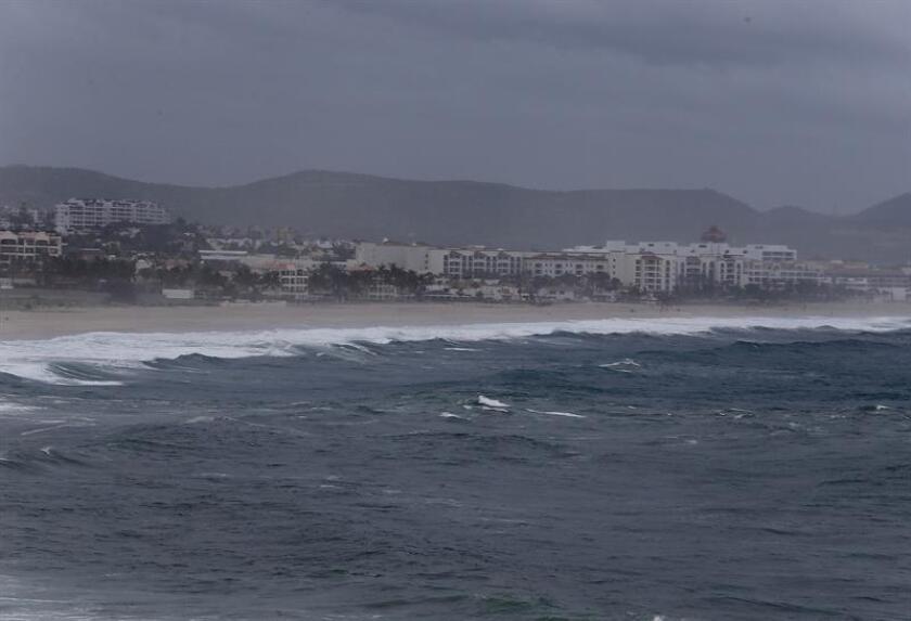 Vista general de una playa en Los Cabos, Baja California Sur (México). EFE/Archivo