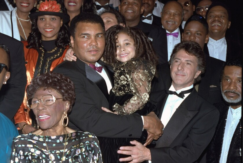 Ali's 50th birthday