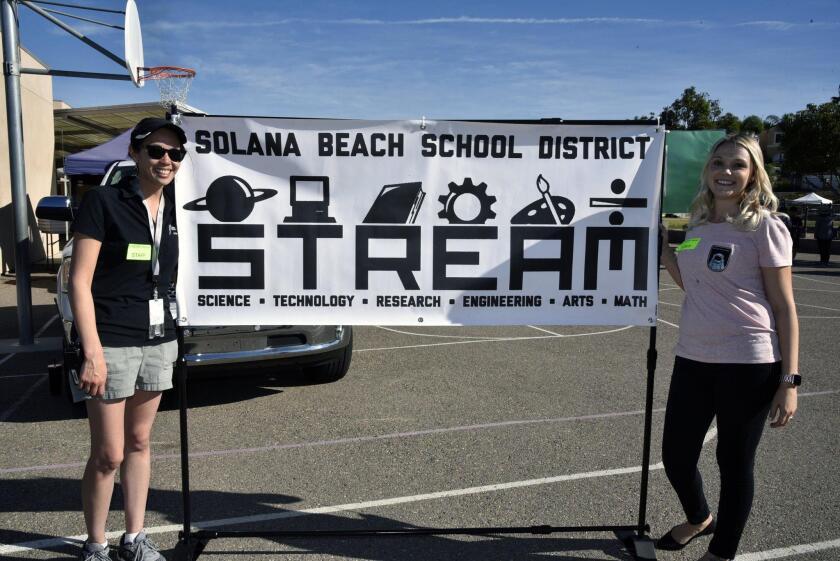Solana Beach School District 2018 STREAM Festival
