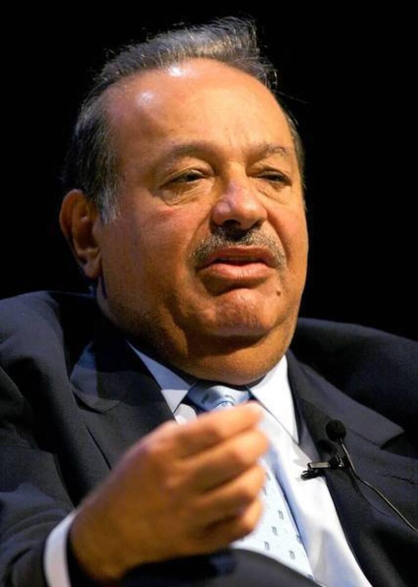 Mexico sues billionaire Carlos Slim's Telmex over phone fees