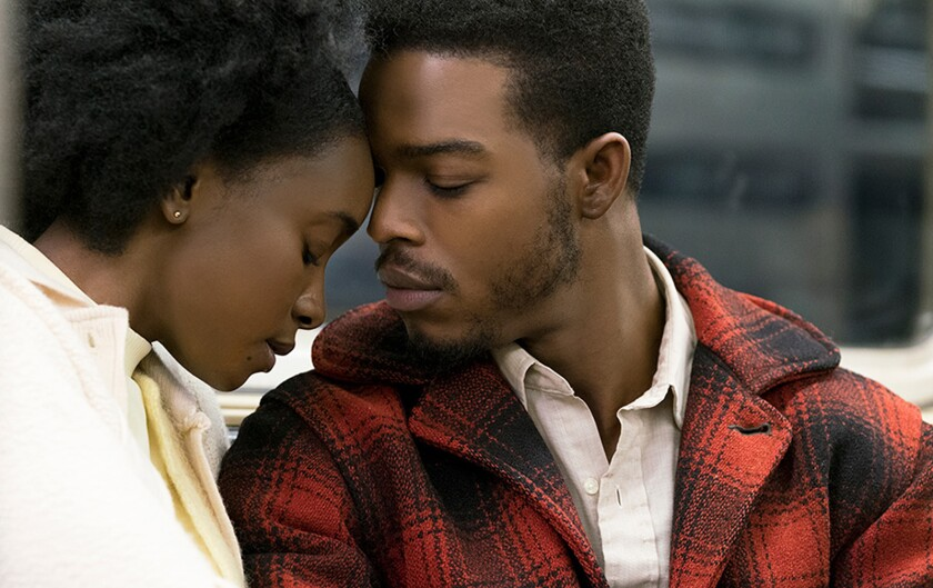 """KiKi Layne and Stephan James costar in Barry Jenkins' romantic drama """"If Beale Street Could Talk."""""""