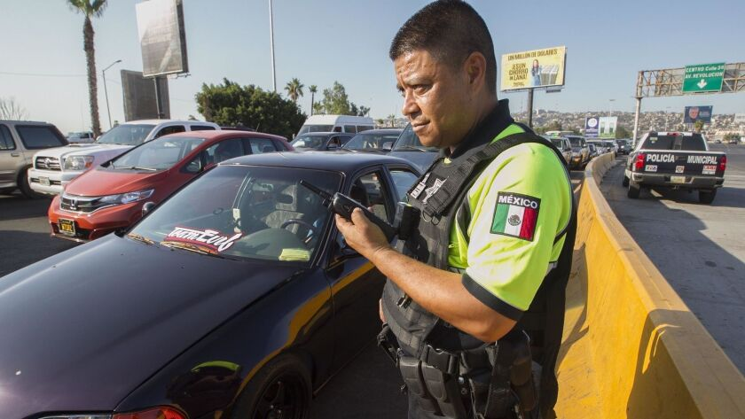 Tijuana traffic cutters