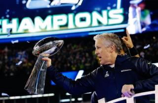Gary Klein's Super Bowl memory
