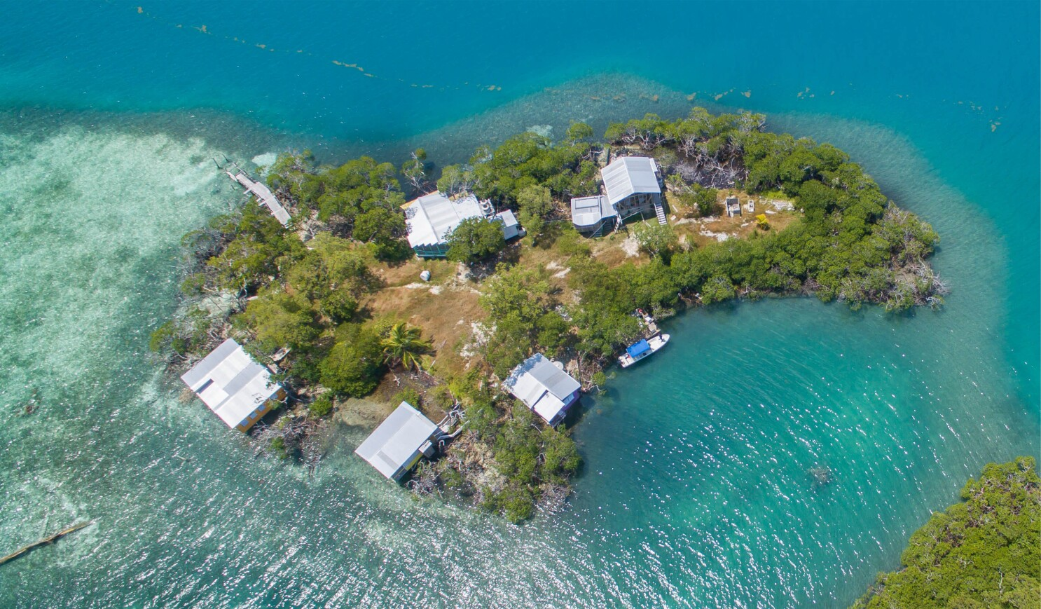 This Belize island costs less than the median price of an L.A. home
