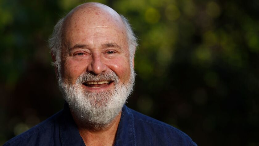 Actor, writer, director, producer and activist Rob Reiner.