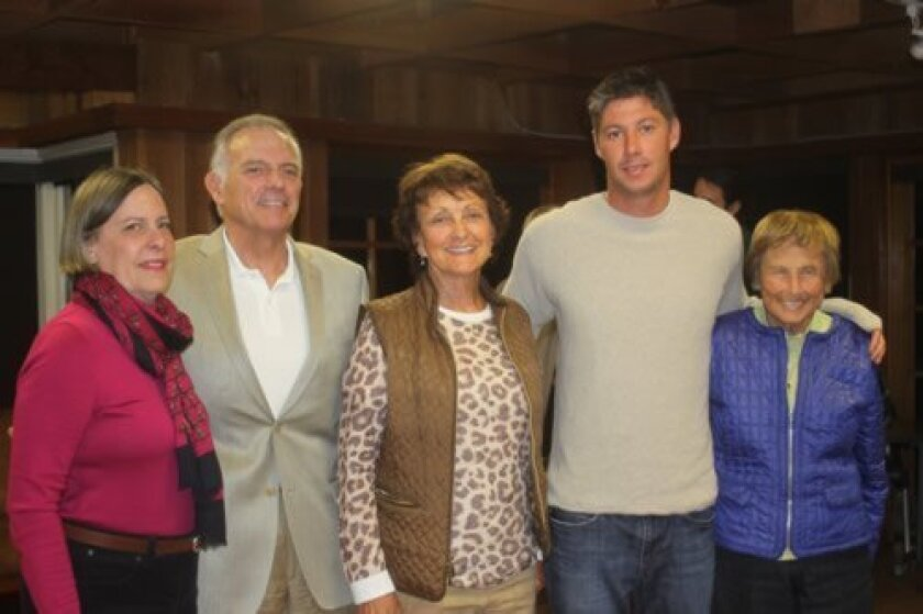 Janie Emerson, Ray Higgins, Pam Boynton, Brandon Price and Sue Gellar are among the eight newly-elected LJSA board. Not pictured: Terry Kraszewski, John Kassar and Susan Thomson-Tschirn.