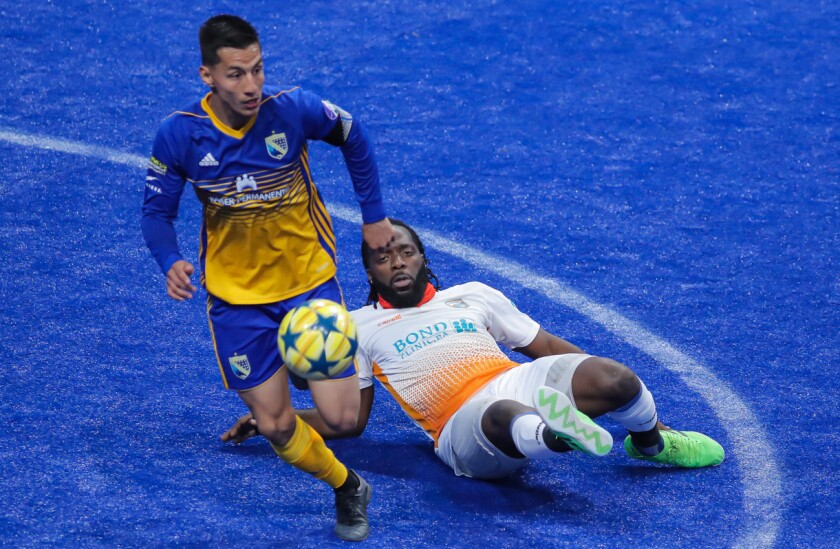Christian Gutierrez leads the Sockers into the championship series.