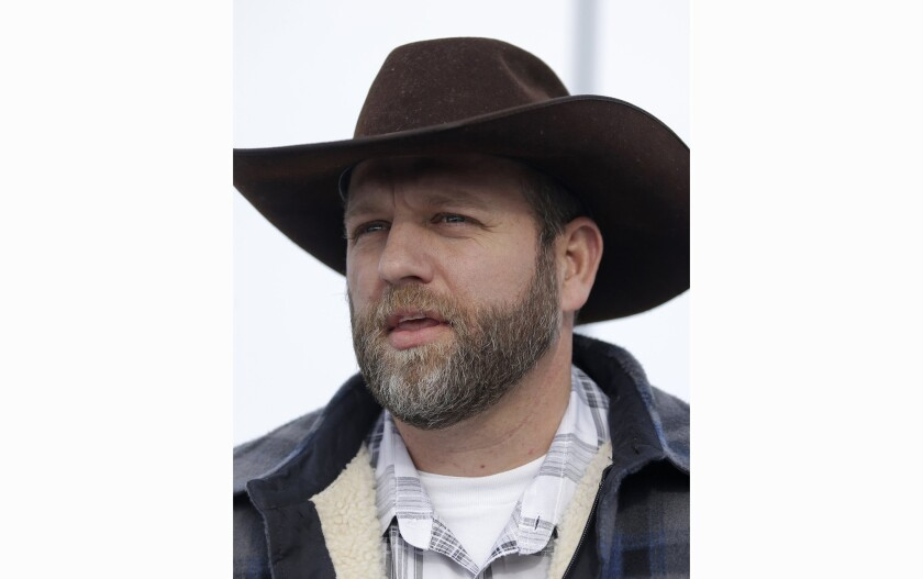 Ammon Bundy and one of his brothers are leading the occupation at the Malheur National Wildlife Refuge in Oregon.