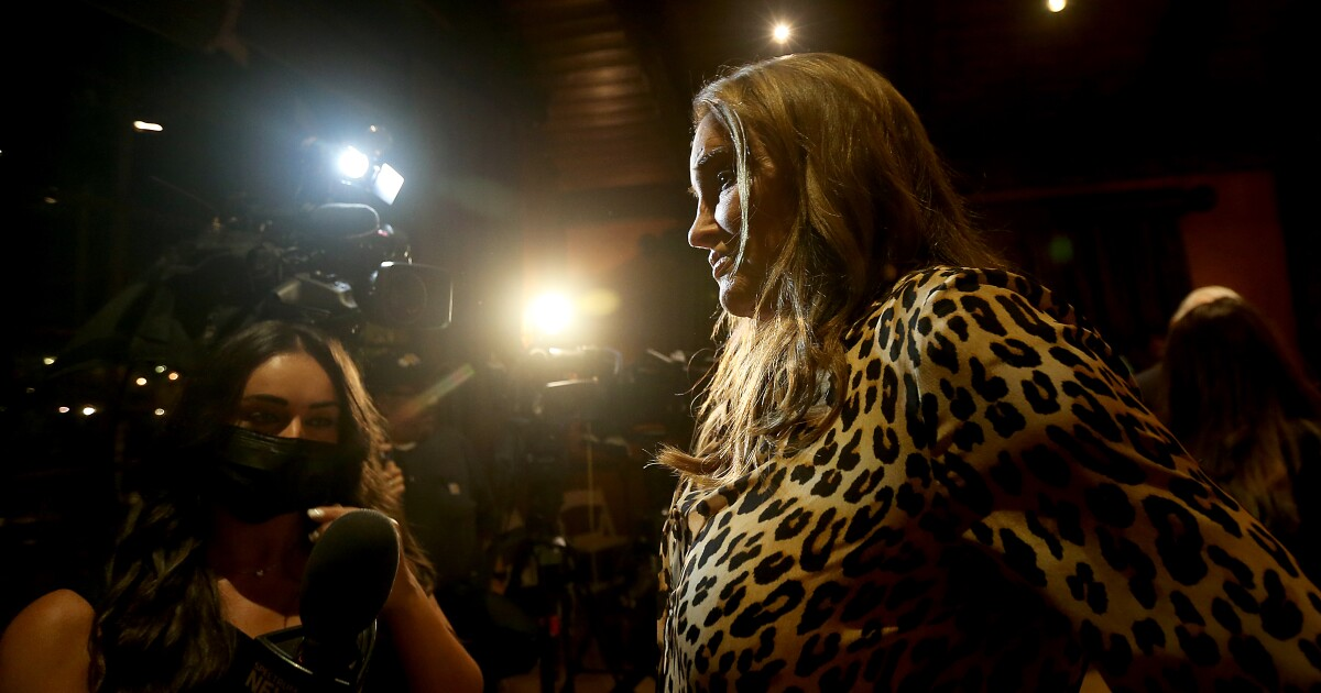 Caitlyn Jenner brought fame to her run for California governor. Why it failed anyway