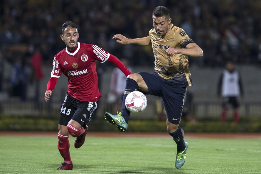 Mexico's Liga MX has the lion's share of soccer viewers in the U.S.