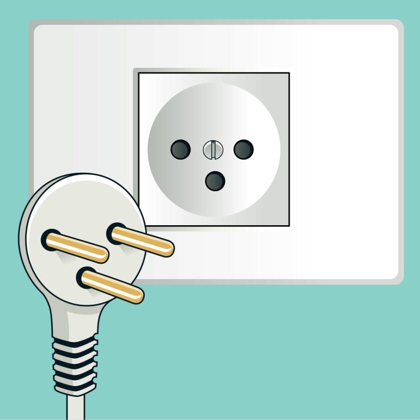 Type H plug and socket