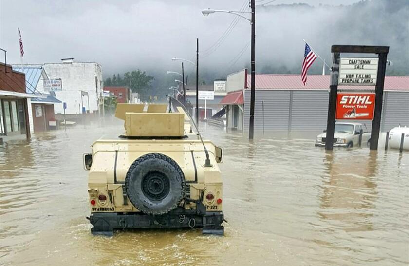 Además de las vidas humanas, las fuertes lluvias y las inundaciones también han causado importantes daños materiales en hogares e infraestructuras a lo largo y ancho del estado
