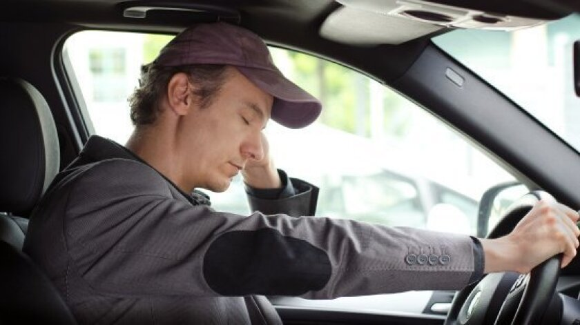Car accident attorney discusses driving while tired & the consequences of little sleep.