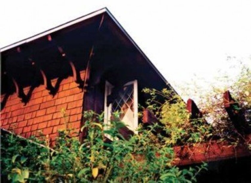 Preservationists claim Windemere's windows and wood eaves were purposefully removed to destabilize the single-wall construction home, clearing the way for the city to approve its demolition.