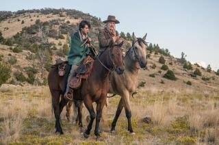 """The Ballad of Lefty Brown"" review by Kenneth Turan"