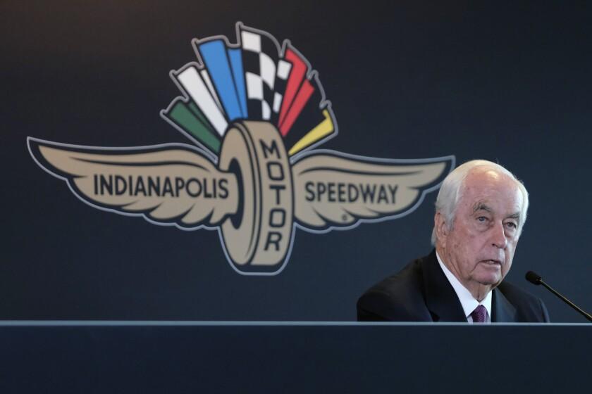 NASCAR Roger Penske Auto Racing