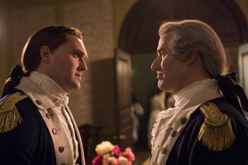 """Turn: Washington's Spies"" Episode 306"