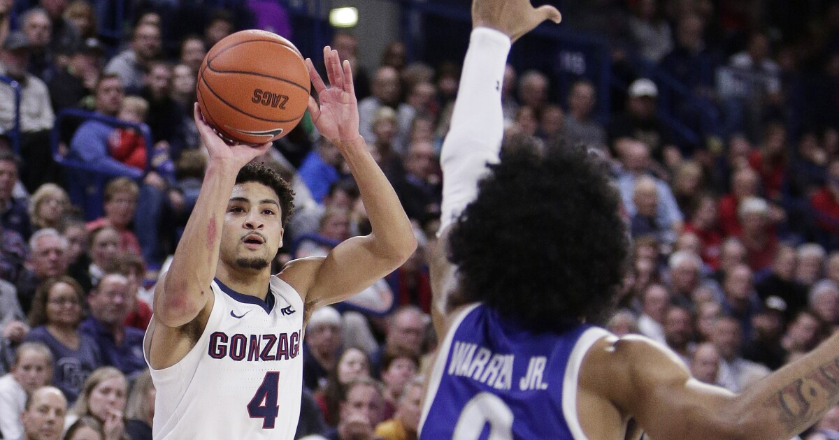 One-time Torero Woolridge now running the show for No. 3 Gonzaga