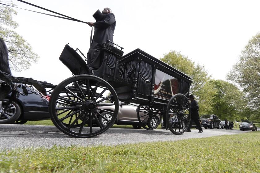 Rev. Joseph Lowery Funeral