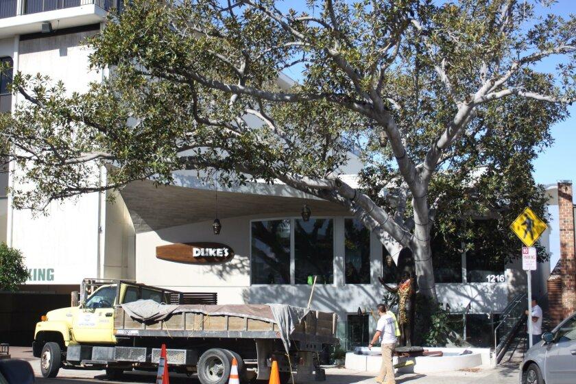 Duke's La Jolla opened Nov. 4 at 1216 Prospect St.