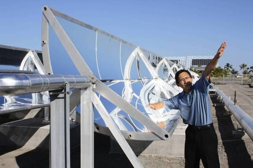 Hawaii's solar power flare-up: Too much of a good thing?
