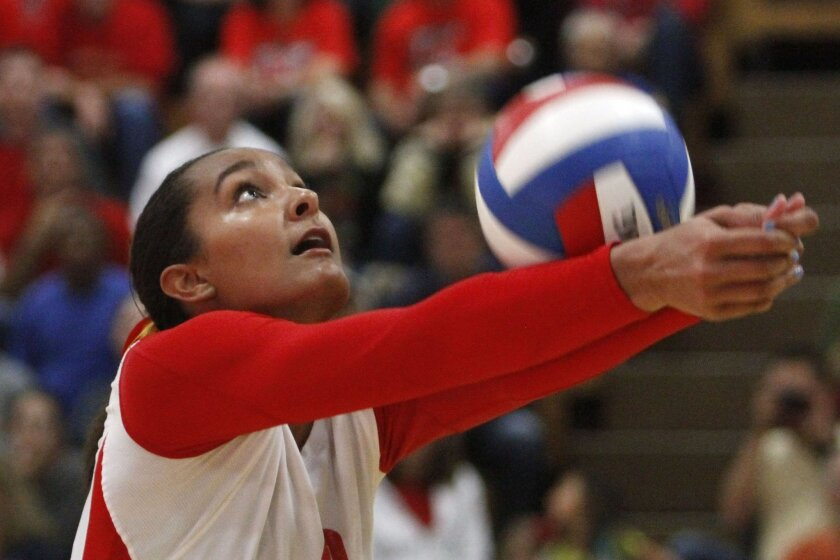 Cathedral Catholic's Tatiana Durr earned All-America and All-State honors.