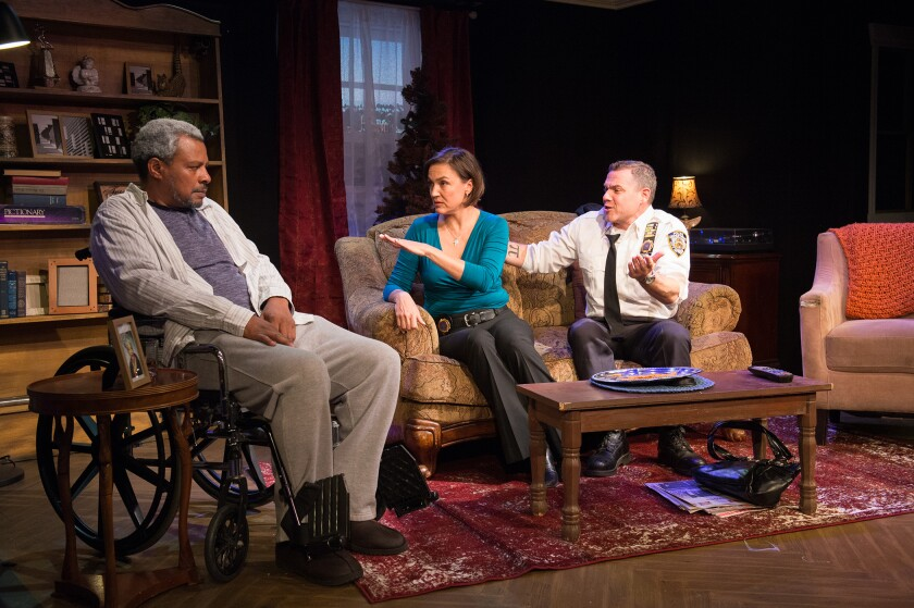 'Between Riverside and Crazy' at the Fountain Theatre
