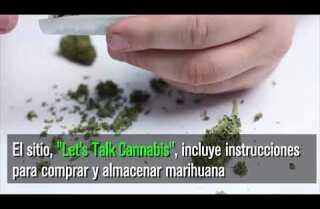 California está tratando de educar a la gente sobre la marihuana