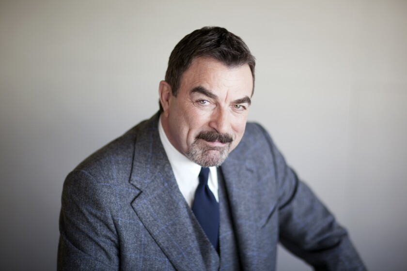 Actor Tom Selleck had truckloads of water delivered to his Hidden Valley home from a nearby water district, according to a complaint filed in Ventura County Superior Court.
