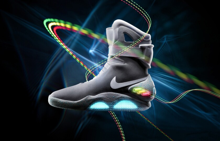 Nike Mag shoe