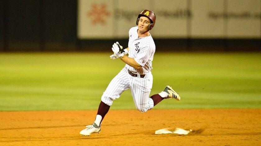 Gage Canning, Arizona State baseball