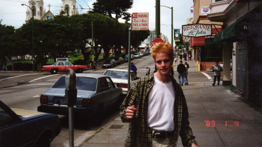 This 1989 photo provided by the Matthew Shepard Foundation shows Matthew Shepard in San Francisco. T