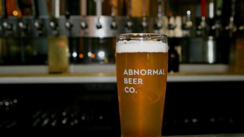 Lunch Meeting by Abnormal Brewing Co. (Liz Bowen)