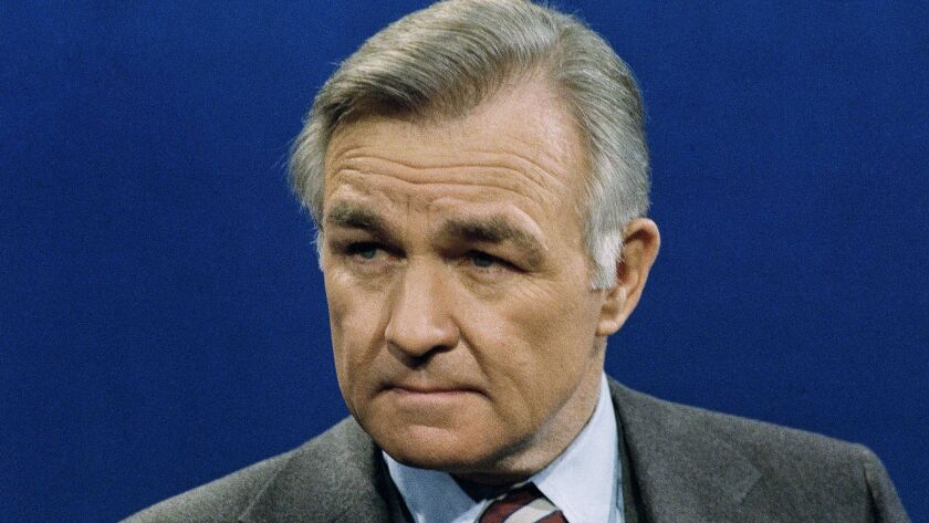 Then-CIA Director Stansfield Turner is shown in 1979.