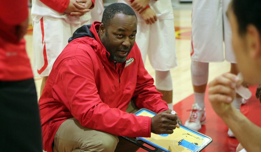 Cathedral Catholic coach Will Cunningham guided the Dons to a 21-6 record and the SoCal Regional Open Division semifinals this season.