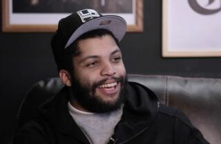 O'Shea Jackson Jr.'s advice on posting to social media