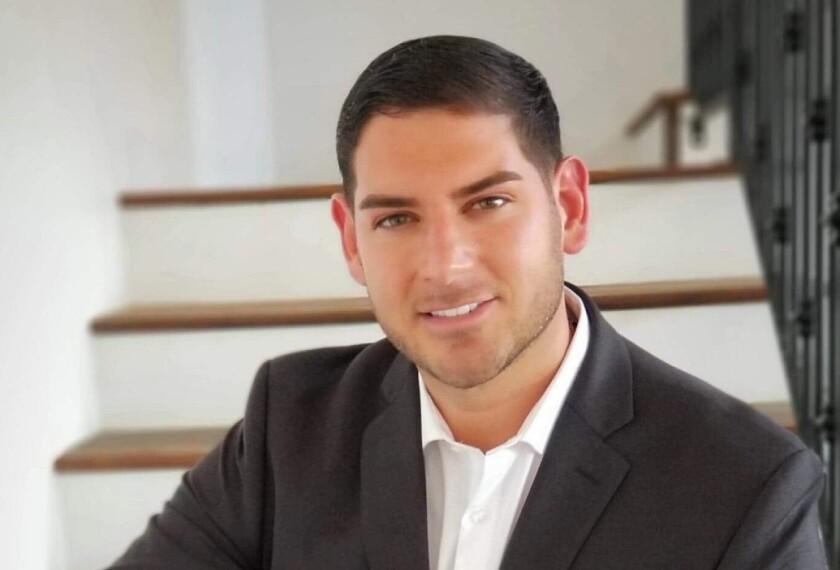 Oceanside District 2 Councilman Christopher Rodriguez.