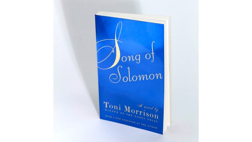 'Song of Solomon' by Toni Morrison