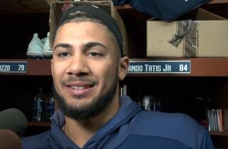 PADRES: Tatis Jr., Hosmer and others on relationship with Machado